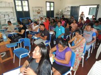 Polos indígenas da EaD do Campus Amajari recebem computadores