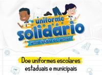 """Campus Boa Vista é um dos apoiadores da campanha """"Uniforme Solidário: uma lição de amor"""""""