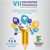 Ambientes Virtuais de Aprendizagem será o tema do 7.° Encontro Pedagógico do CAB