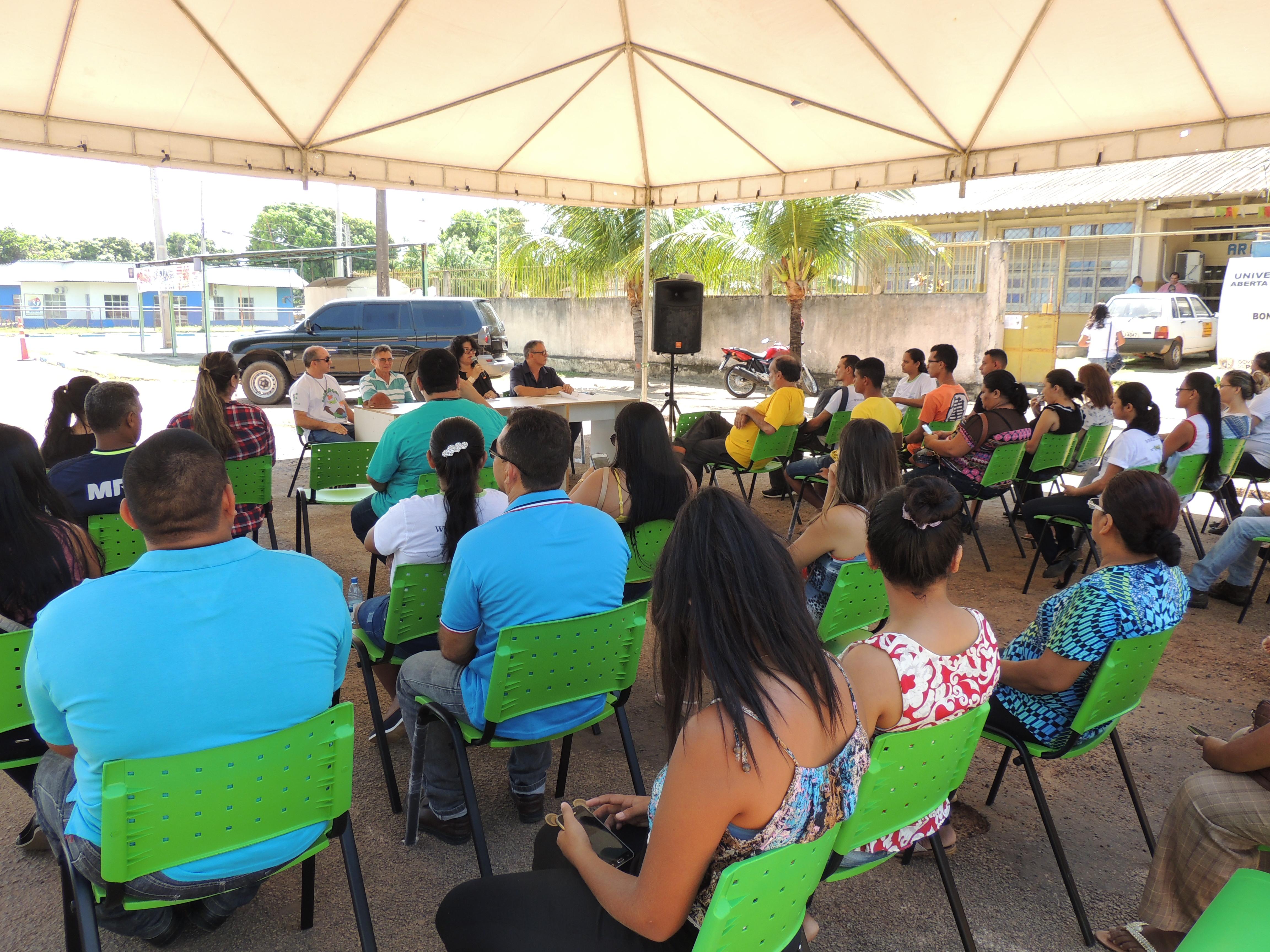 Bonfim recebe oficinas durante o IF-Comunidade neste sábado, 19