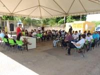 IFRR leva ações sociais à comunidade do Bonfim