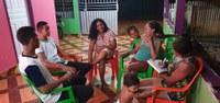 Ações extensionistas do IFRR causam impacto social em localidades de Roraima