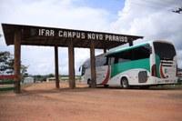 Curricularização da extensão é tema de reunião no Campus Novo Paraíso
