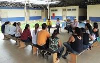 Equipe do IFRR visita polos de Educação a Distância no Uiramutã e em Normandia
