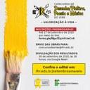 SETEMBRO AMARELO – Inscrições para o concurso cultural do IFRR são prorrogadas até 27 de setembro